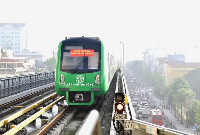 Đường sắt Cát Linh - Hà Đông lại lỡ hẹn: 13 đoàn tàu chưa được kiểm định an toàn - ảnh 2