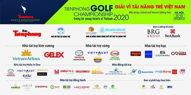 Tiền Phong Golf Championship giàu ý nghĩa, nhân văn - ảnh 1
