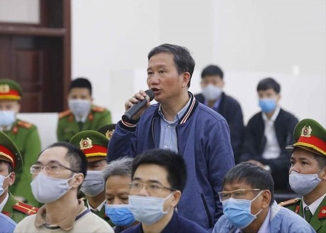 Trịnh Xuân Thanh khai bị ép ký hợp đồng vụ Ethanol Phú Thọ - ảnh 1