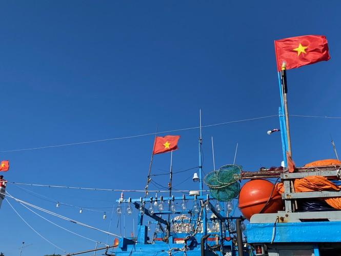 Hãy mang nhiều cờ đến biển! - ảnh 2