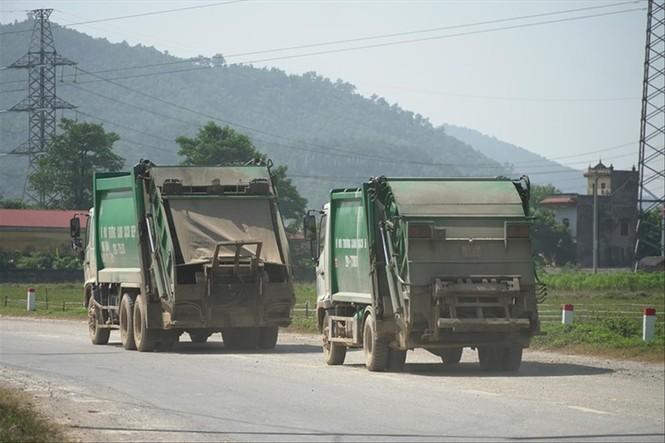 Nút thắt chưa có lời giải cho khủng hoảng bãi rác Nam Sơn - ảnh 1