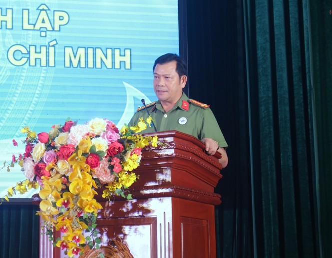 Đắk Lắk tuyên dương 32 thanh niên công an tiêu biểu - ảnh 2