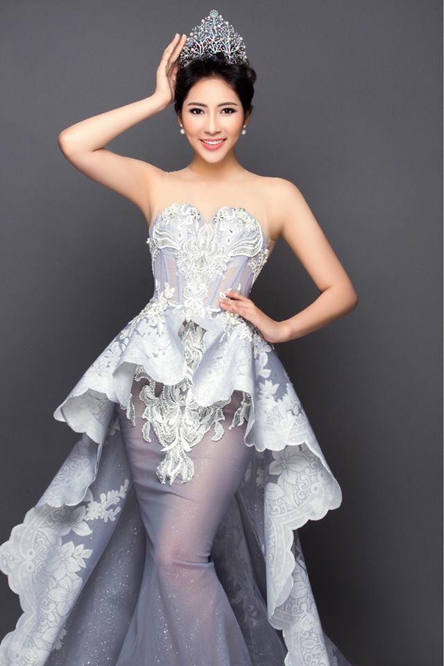 Hoa hậu Đại Dương Đặng Thu Thảo vượt cạn thành công, đón hai quý tử đầu lòng - ảnh 1