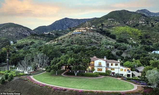 Vợ chồng Katy Perry mua biệt thự hoành tráng, trở thành hàng xóm của Hoàng tử Harry - ảnh 6