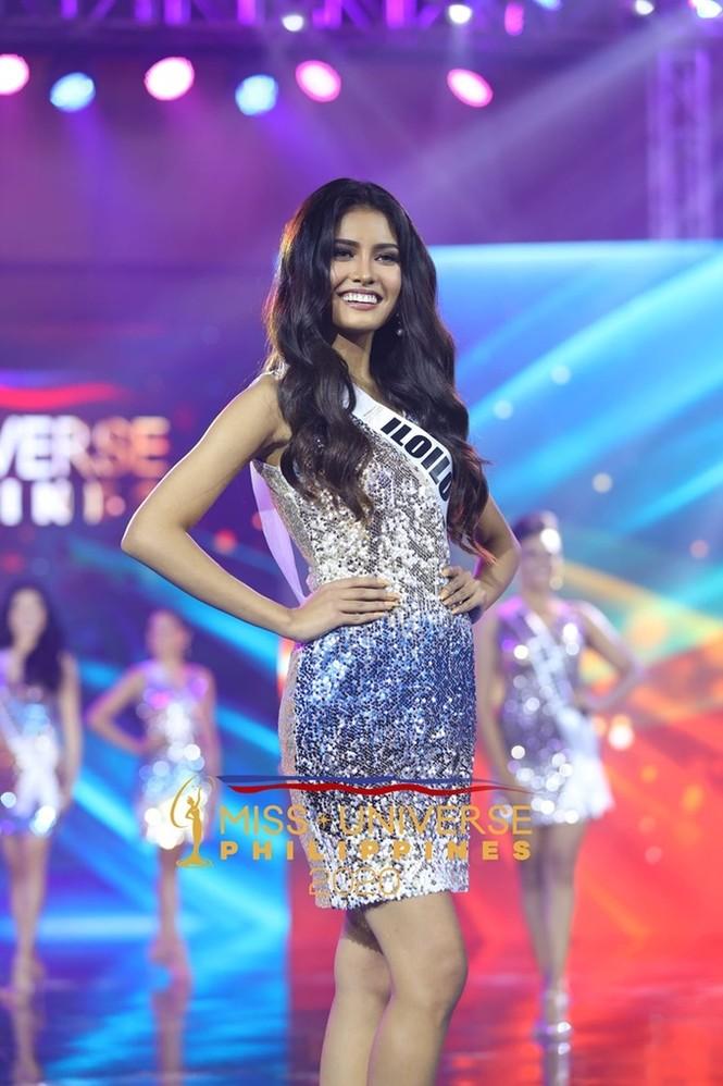 Nhan sắc ngọt ngào, quyến rũ của người đẹp lai đăng quang Hoa hậu Hoàn vũ Philippines - ảnh 2