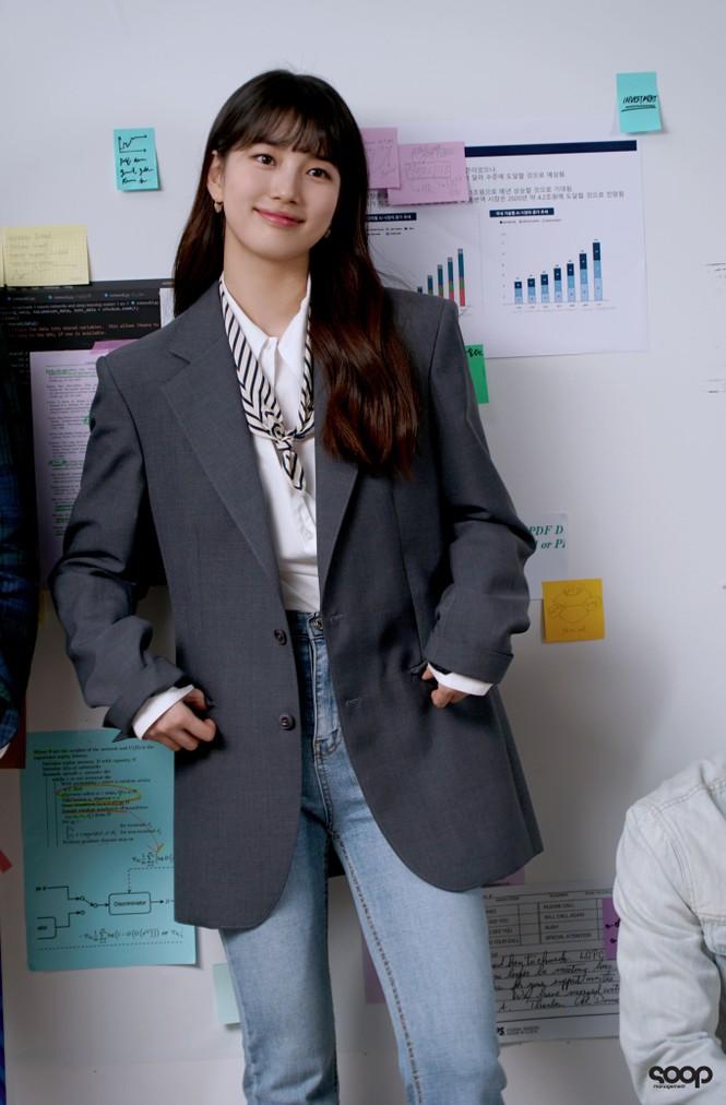 'Bỏ túi' những bí quyết lên đồ với blazer của mỹ nhân Suzy trong Start Up - ảnh 5