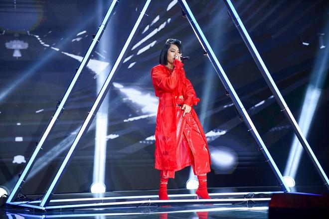 Chân dung Tuimi - Cô gái người Đức gốc Việt giành Á quân King of Rap  - ảnh 1