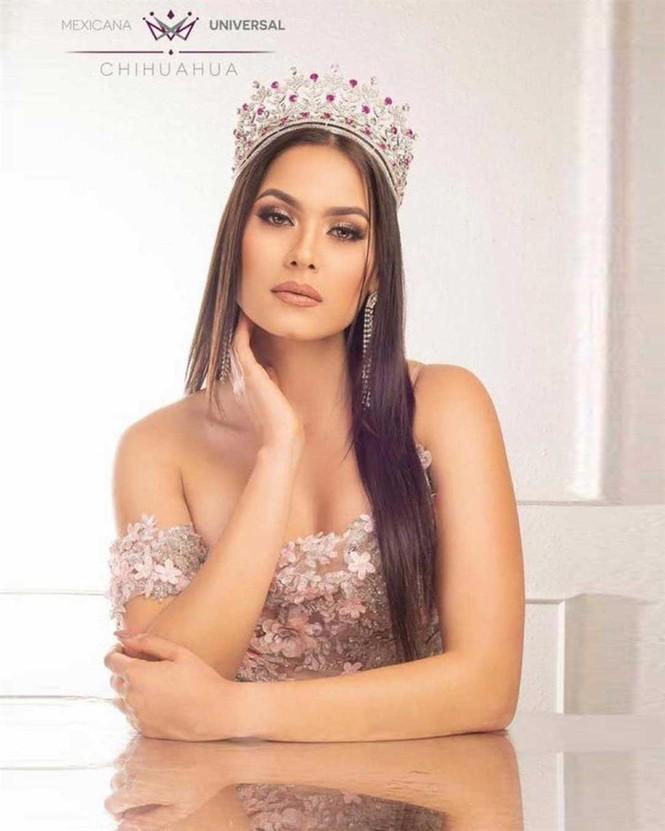 Kỹ sư phần mềm đăng quang Hoa hậu Hoàn vũ Mexico có sắc vóc cực nóng bỏng - ảnh 1