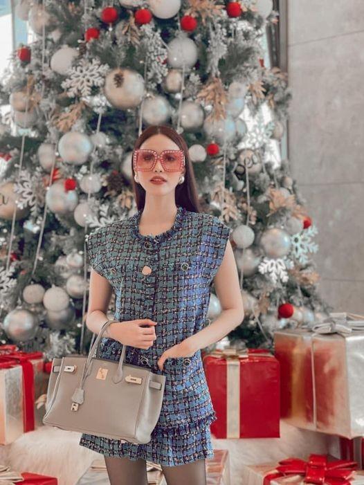 Diễm My 6x trẻ trung sành điệu, Hà Tăng đẹp như fashionista - ảnh 4