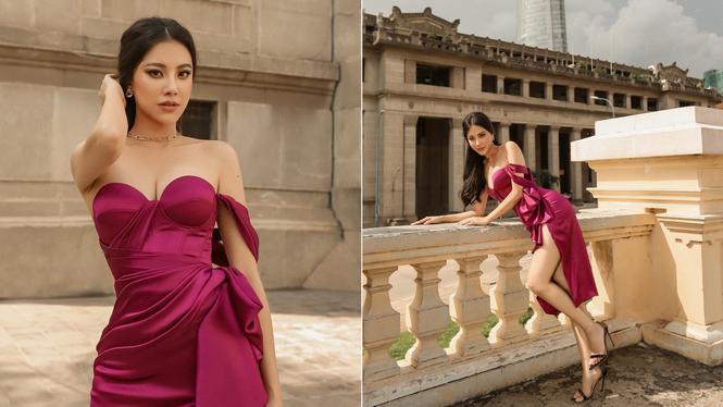 Diễm My 6x trẻ trung sành điệu, Hà Tăng đẹp như fashionista - ảnh 9