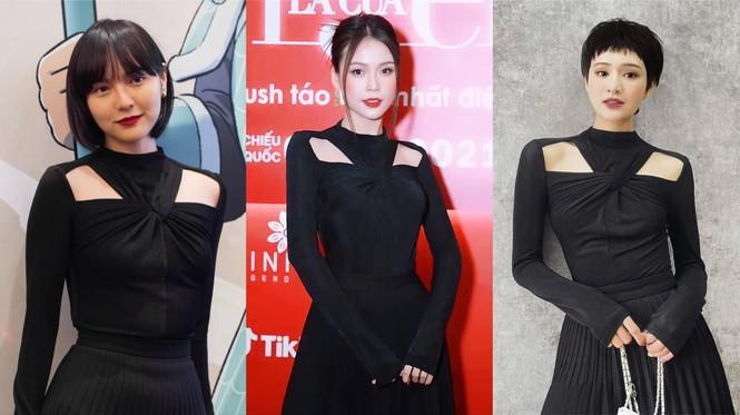 Hoa hậu Đỗ Thị Hà diện đầm khoét eo quyến rũ nhất tuần - ảnh 6