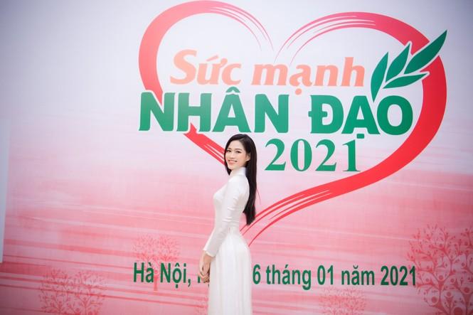 Hoa hậu Đỗ Thị Hà đảm nhận cương vị mới - ảnh 1
