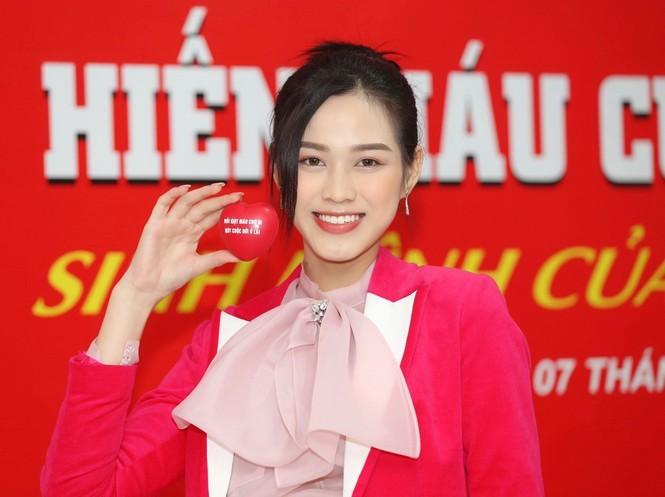 Hoa hậu Đỗ Thị Hà đảm nhận cương vị mới - ảnh 4