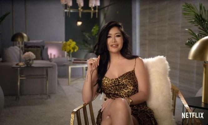 Người đẹp gốc Việt xuất hiện trong show thực tế về giới siêu giàu châu Á - ảnh 1