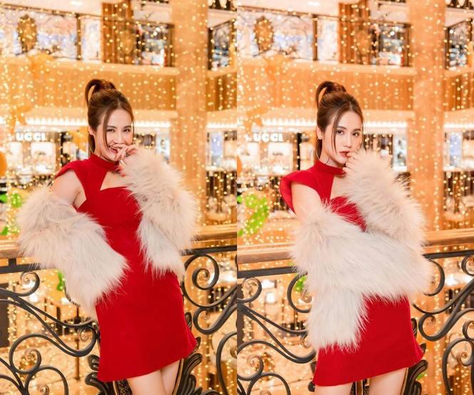 Hoa hậu Tiểu Vy, Đỗ Mỹ Linh mặc đẹp 'phủ sóng' mạng xã hội tuần qua - ảnh 9