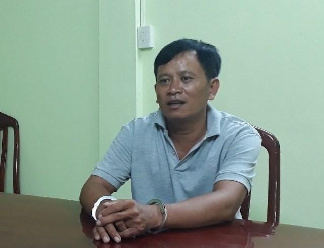 Bắt giữ kẻ sát hại tài xế xe ôm lấy tiền sang Campuchia trả nợ - ảnh 1