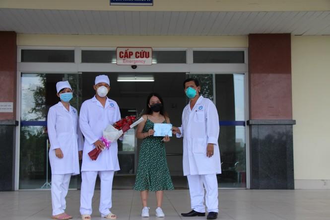 Bệnh nhân mắc COVID -19 thứ 154 xuất viện ở Cần Thơ - ảnh 2