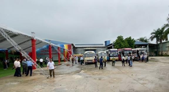Đóng cửa nhà máy bán sữa quảng cáo nhập nhèm tại Hòa Bình - ảnh 1
