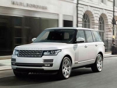 Range Rover có phiên bản trục cơ sở kéo dài - ảnh 1