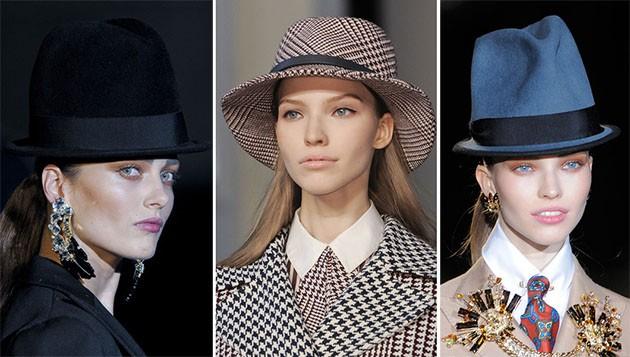 Chọn mũ phong cách cho mùa thu đông - ảnh 12