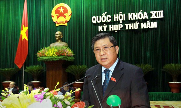 Chủ nhiệm Ủy ban Kinh tế Nguyễn Văn Giàu cho rằng một số kết quả đạt được trong năm 2012 chưa thực chất.