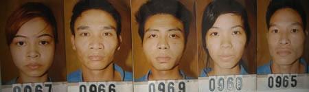 Băng nhóm buôn người sang Trung Quốc