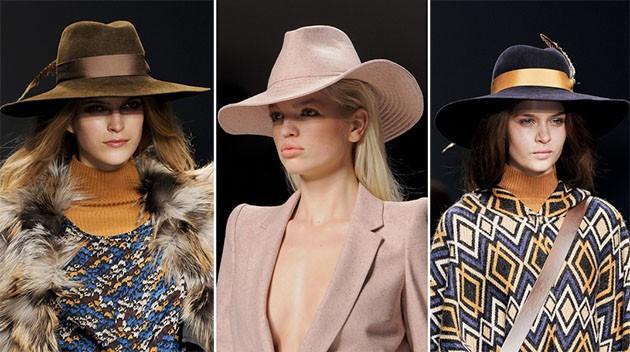 Chọn mũ phong cách cho mùa thu đông - ảnh 13