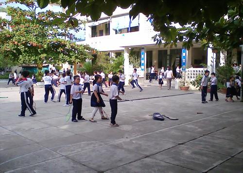 Trường Tiểu học Tân Lập 1