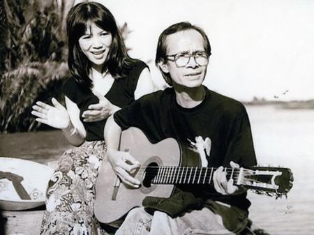 Với em gái - ca sĩ Trịnh Vĩnh Trinh