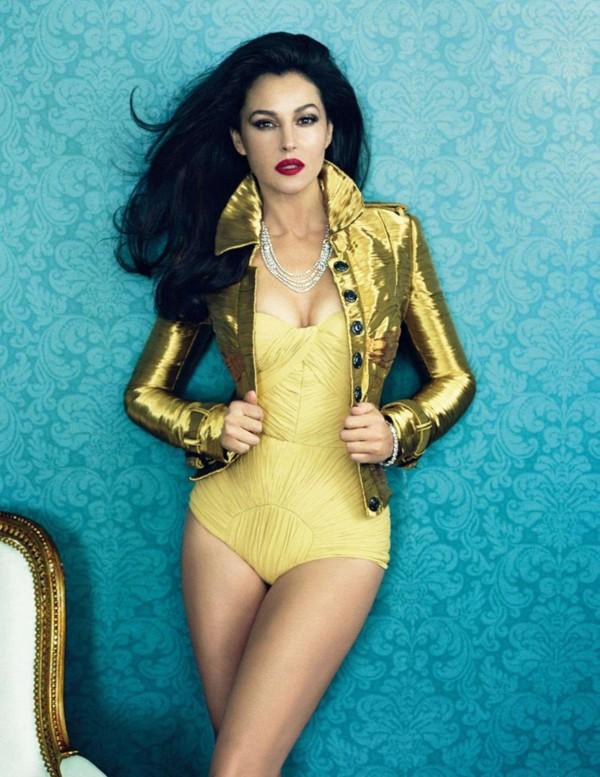 Monica Bellucci vẻ đẹp vượt thời gian - ảnh 3
