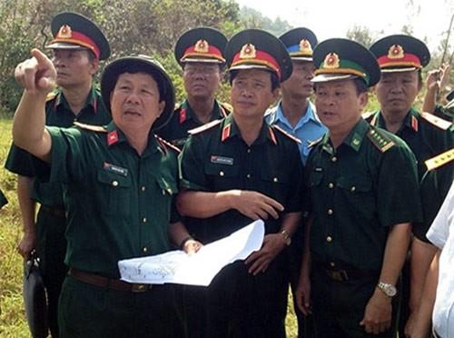 Đoàn đã làm việc với ông Võ Điện Biên, con trai Đại tướng Võ Nguyên Giáp, đại diện UBND tỉnh Quảng Bình, Bộ Giao thông vận tải và các lực lượng khác về việc đẩy nhanh tiến độ thực hiện công tác chuẩn bị cho Lễ an táng sẽ diễn ra ngày 13/10