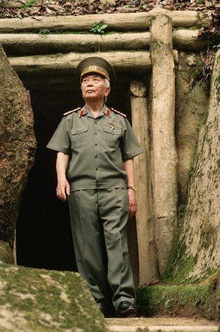 10 bức ảnh đẹp ấn tượng của Đại tướng Võ Nguyên Giáp - ảnh 4