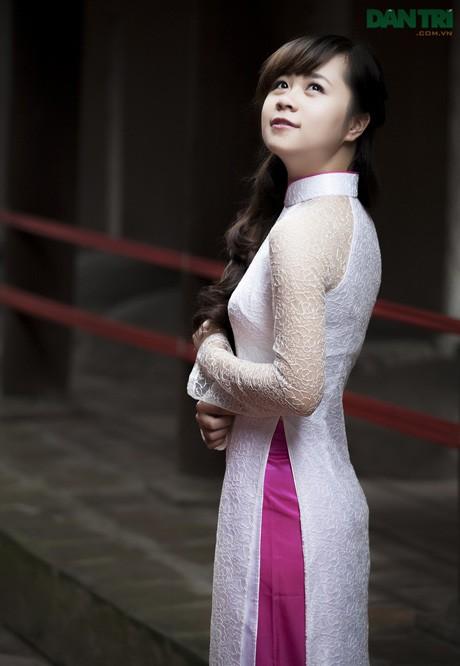 Nữ cán bộ Đoàn 9X xinh đẹp, học giỏi HV Tài chính - ảnh 3