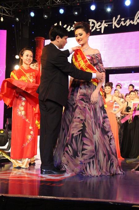 Người đẹp Kinh Bắc thứ Hai: Nguyễn Thị Thu Hương