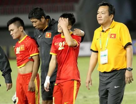 U23 Việt Nam gây thất vọng