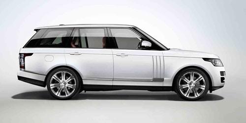Range Rover có phiên bản trục cơ sở kéo dài - ảnh 2