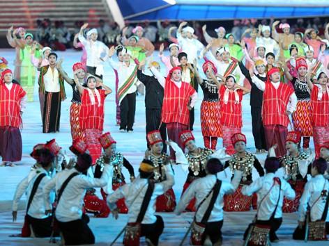 Bế mạc SEA Games: Việt Nam thứ ba toàn đoàn - ảnh 2