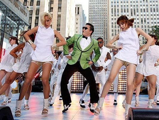 Điệu nhảy Gangnam Style đang làm các bạn trẻ say đắm
