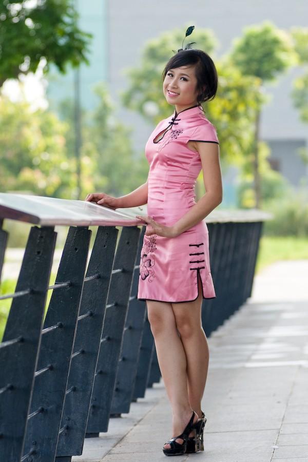 Nữ sinh xứ Lạng rạng rỡ trong nắng thu - ảnh 4