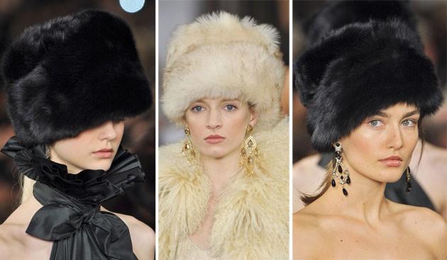 Chọn mũ phong cách cho mùa thu đông - ảnh 1