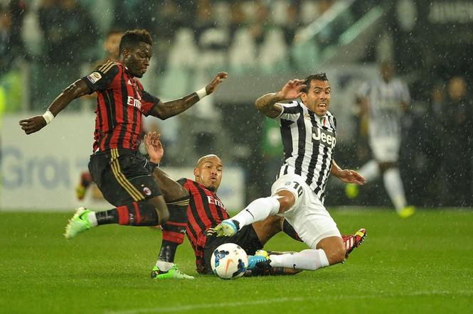 Hiệp hai xuất sắc giúp Juve thắng đối thủ kỵ dơ Milan