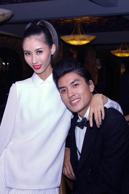 Quang Đại và Nguyễn Hằng