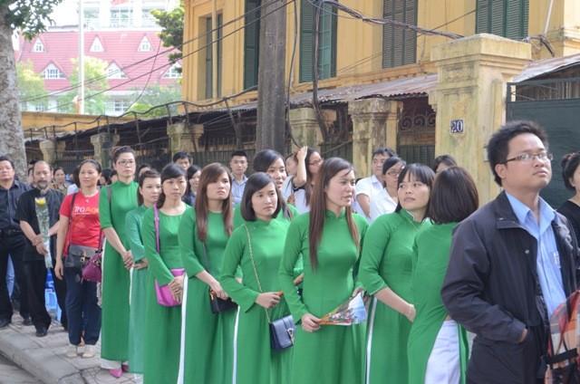 Đại tướng Võ Nguyên Giáp trong trái tim tuổi trẻ Việt Nam - ảnh 4