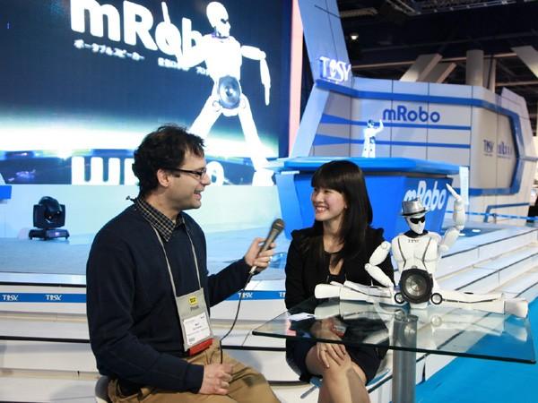 Robot Việt nhảy Gangnam Style lên truyền hình Mỹ - ảnh 3