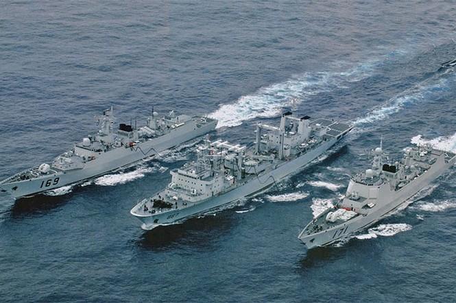 Trung Quốc áp dụng chính sách ngoại giao pháo hạm, gây căng thẳng với hầu khắp các nước láng giềng