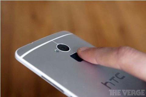 Trên tay HTC One Max - ảnh 11