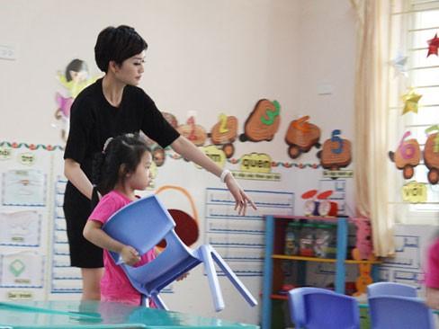 Thiều Bảo Trang sợ sinh con - ảnh 4