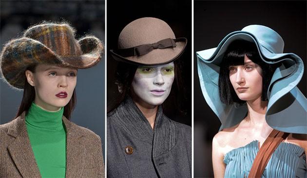 Chọn mũ phong cách cho mùa thu đông - ảnh 14