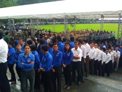 Hàng nghìn người ở TPHCM viếng Đại tướng - ảnh 6