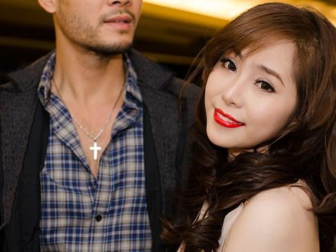 Quỳnh Nga bốc lửa, dự tiệc cùng người mẫu Doãn Tuấn - ảnh 5
